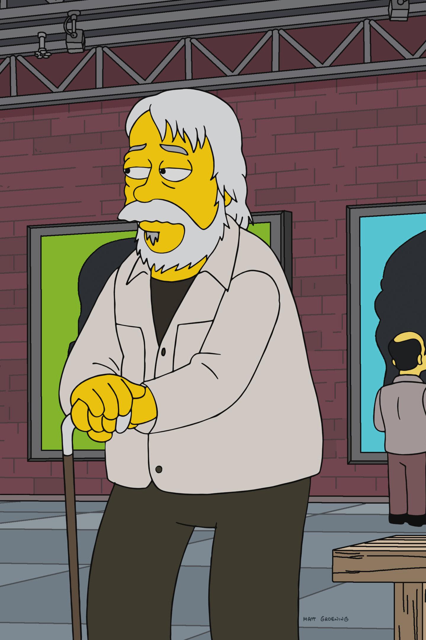 Les Simpson - Sans titre