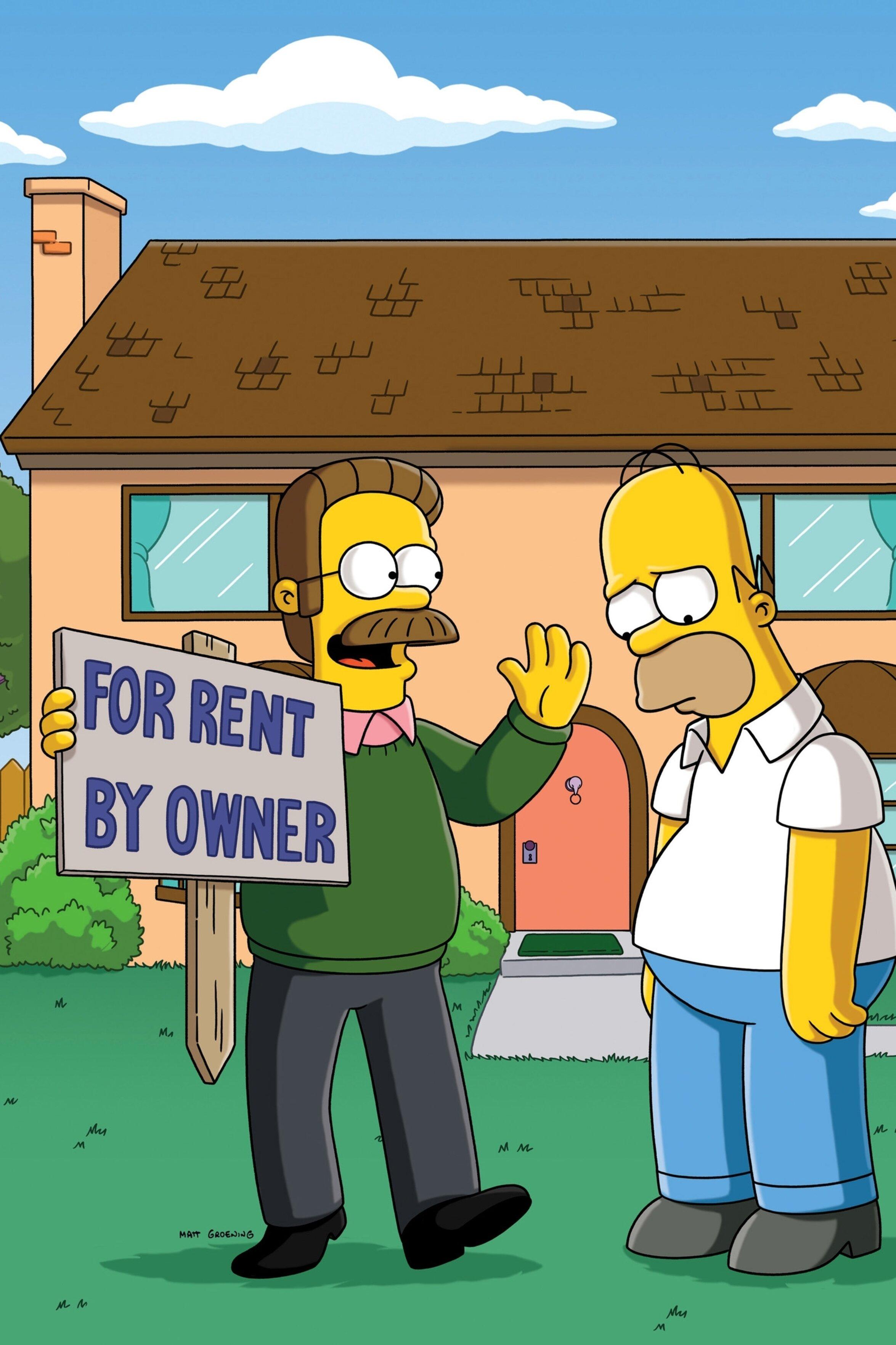 Les Simpson - Les années 90