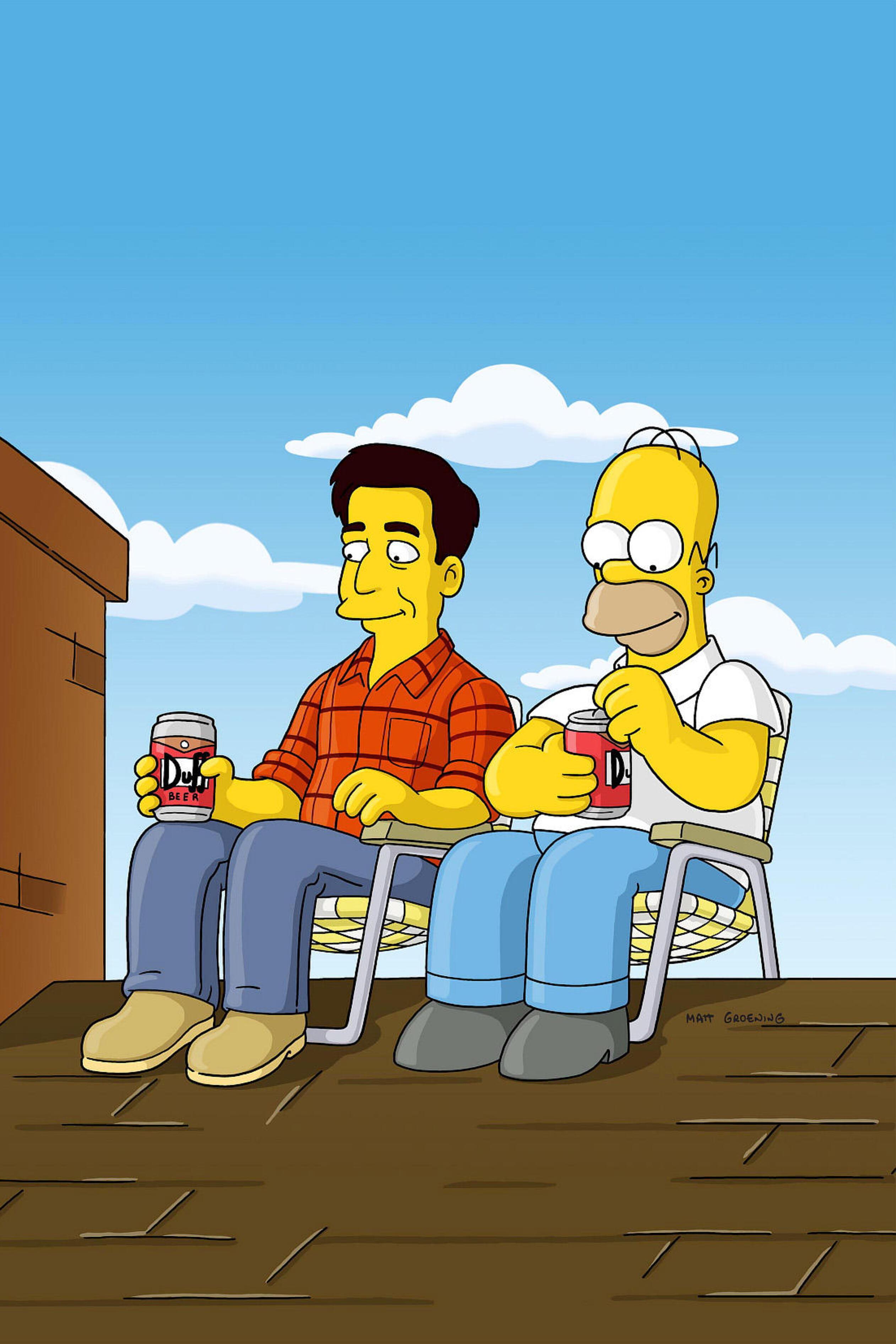 Les Simpson - Mariage à tout prix