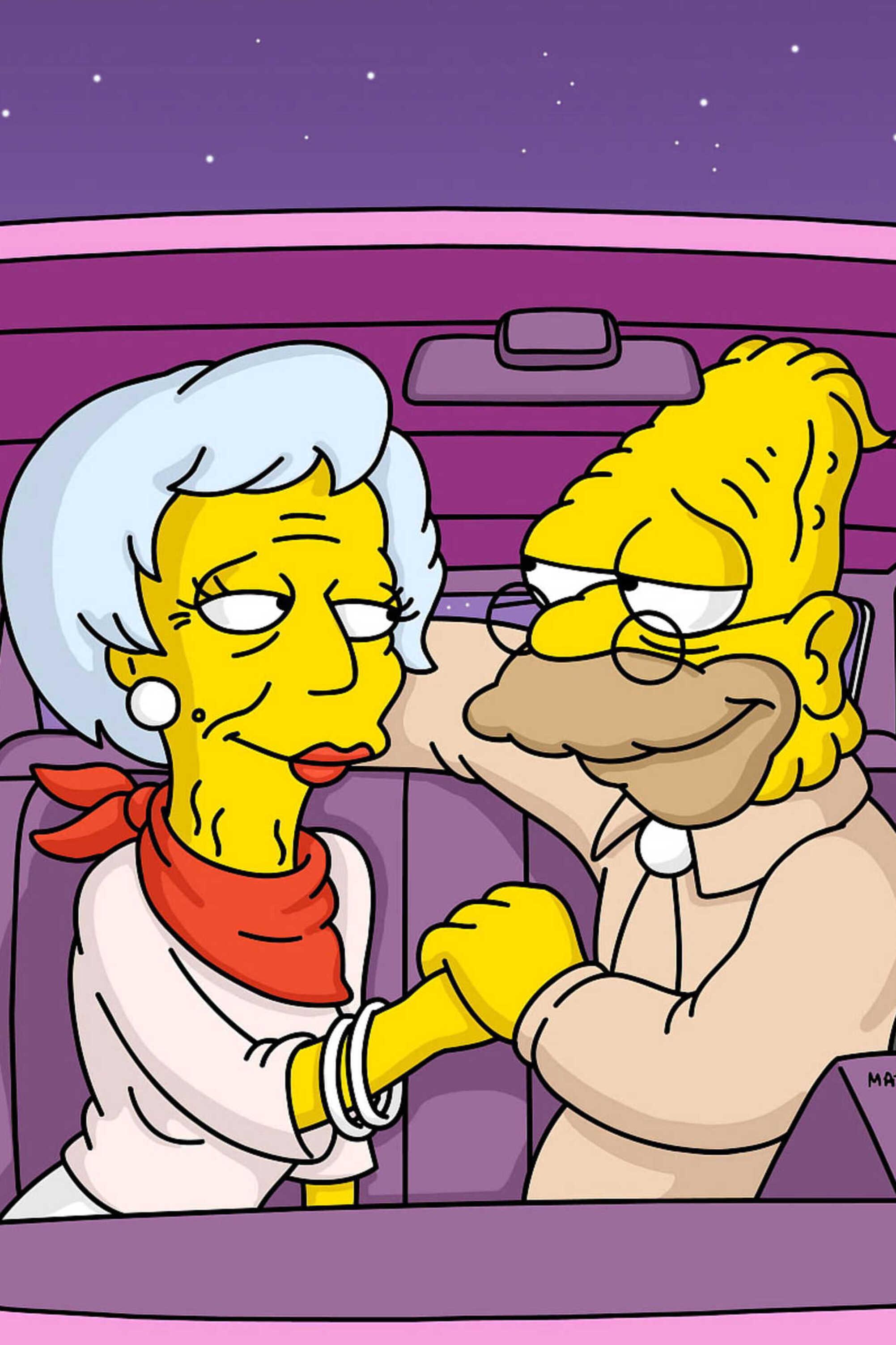 Les Simpson - Simpson Horror Show XII