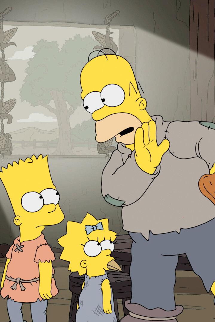 Les Simpson - Une ville de chiens