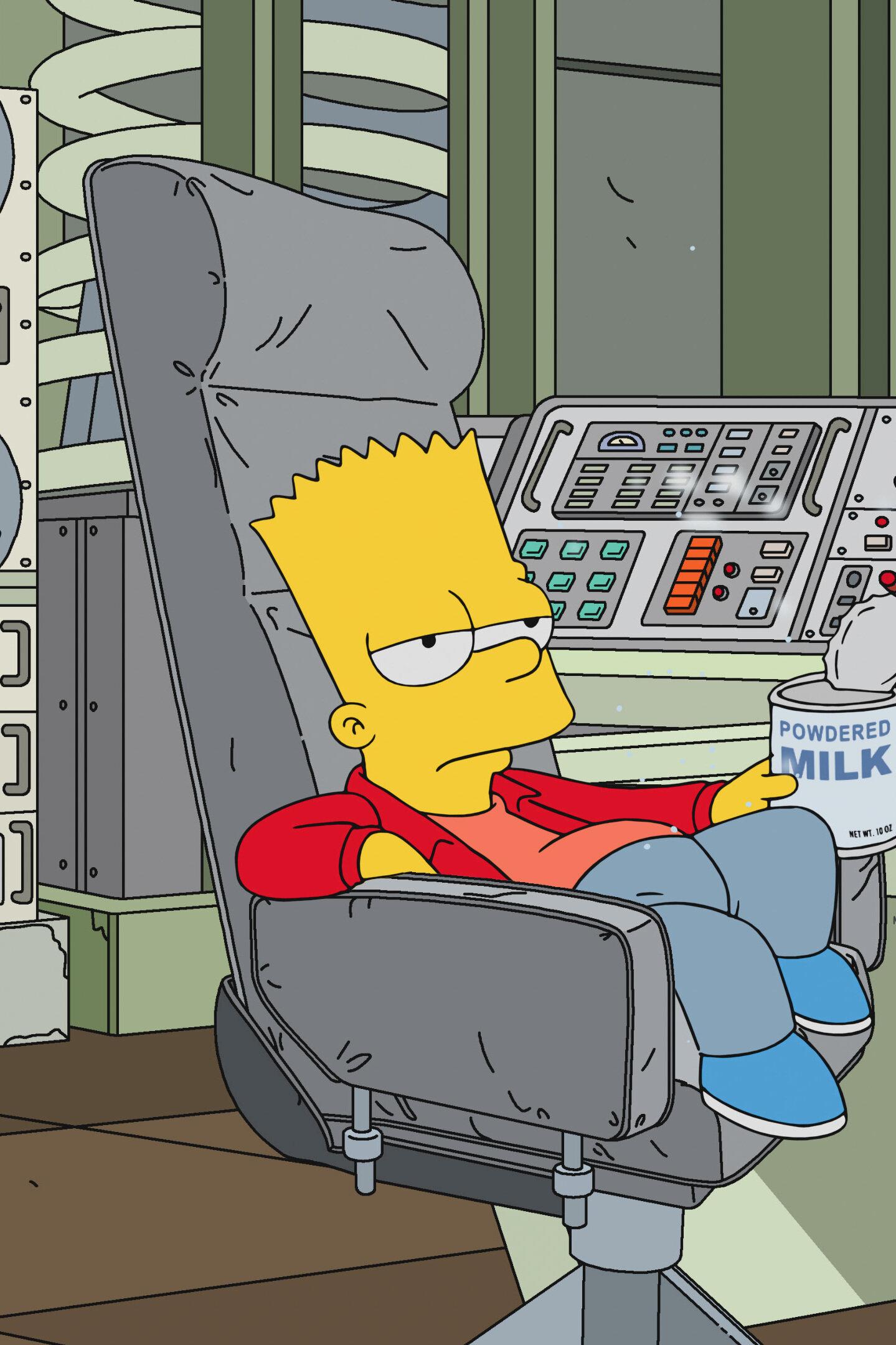 Les Simpson - Porté disparu