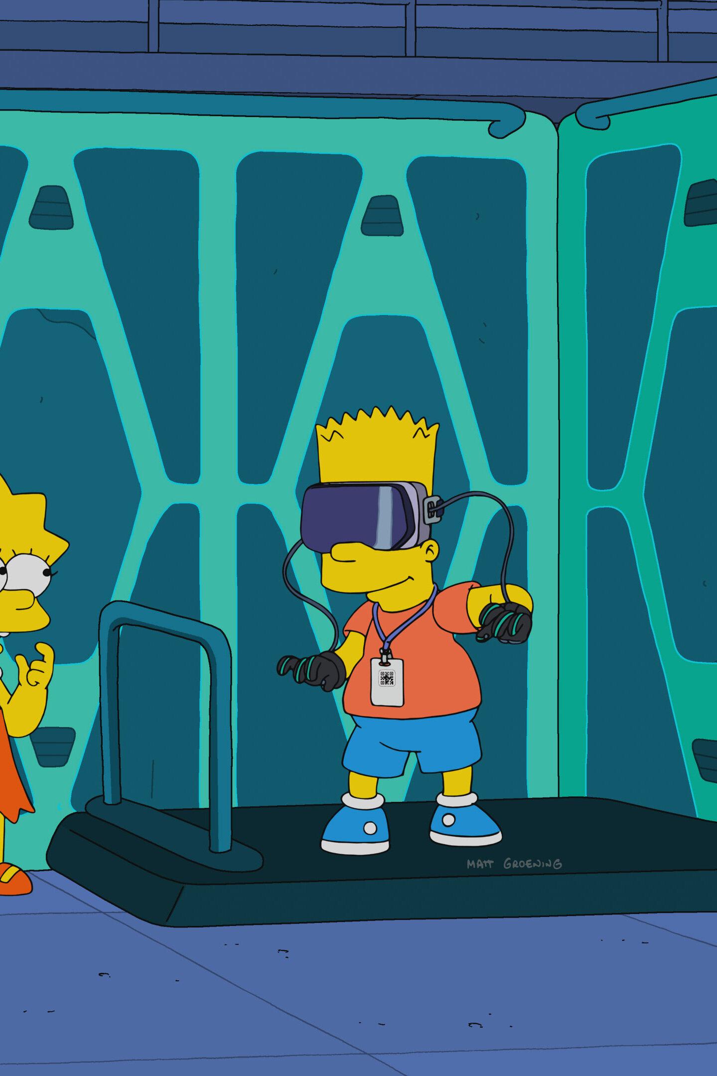 Les Simpson - Vivre la Pura Vida