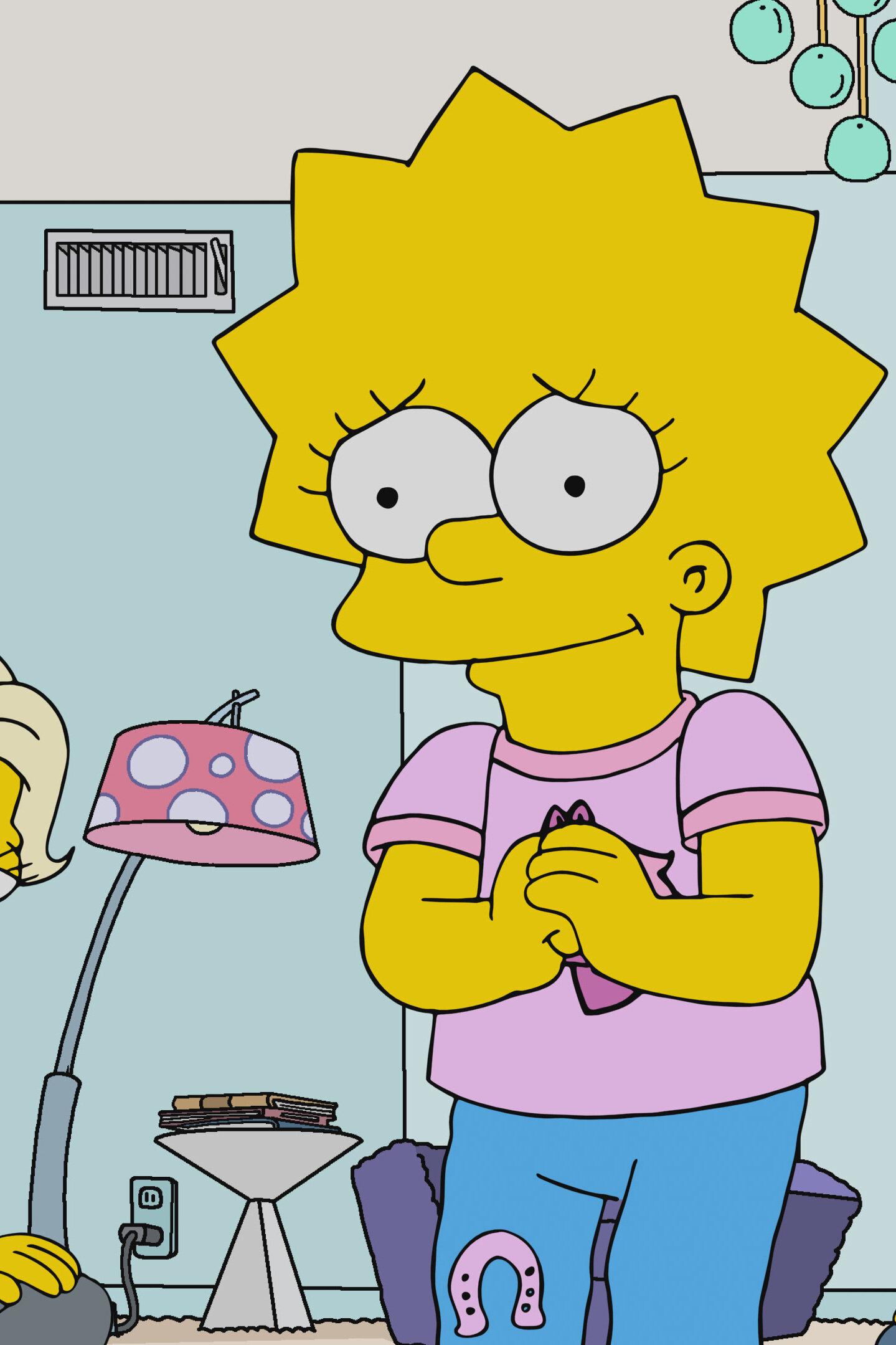 Les Simpson - Les sales huit ans