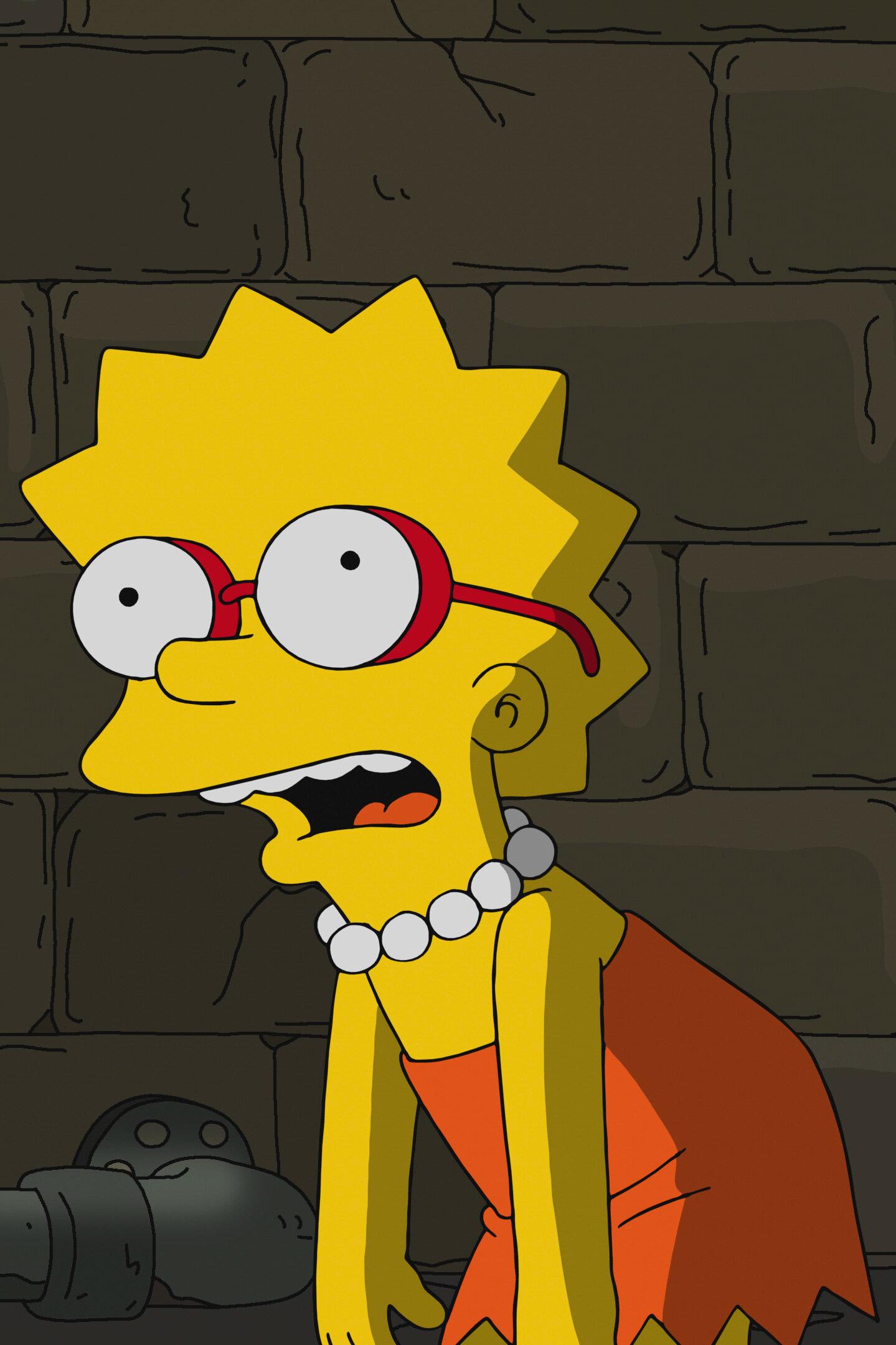 Les Simpson - Simpson Horror Show XXIX