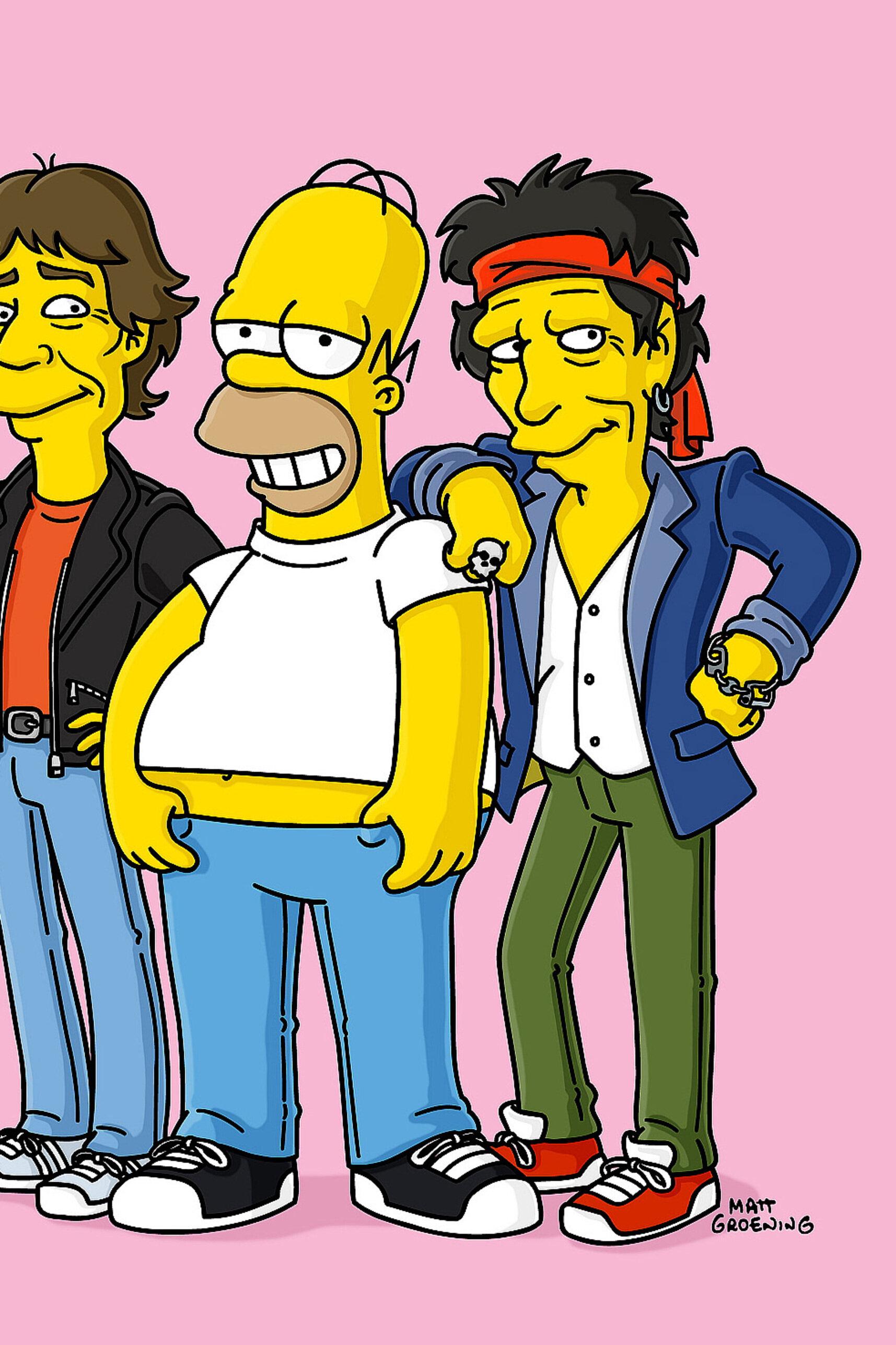 Les Simpson - Coup de poker