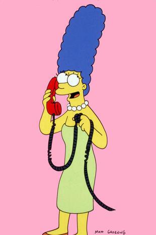 Les Simpson - Petit Papa Noël superflic