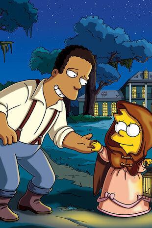 Les Simpson - La couleur jaune