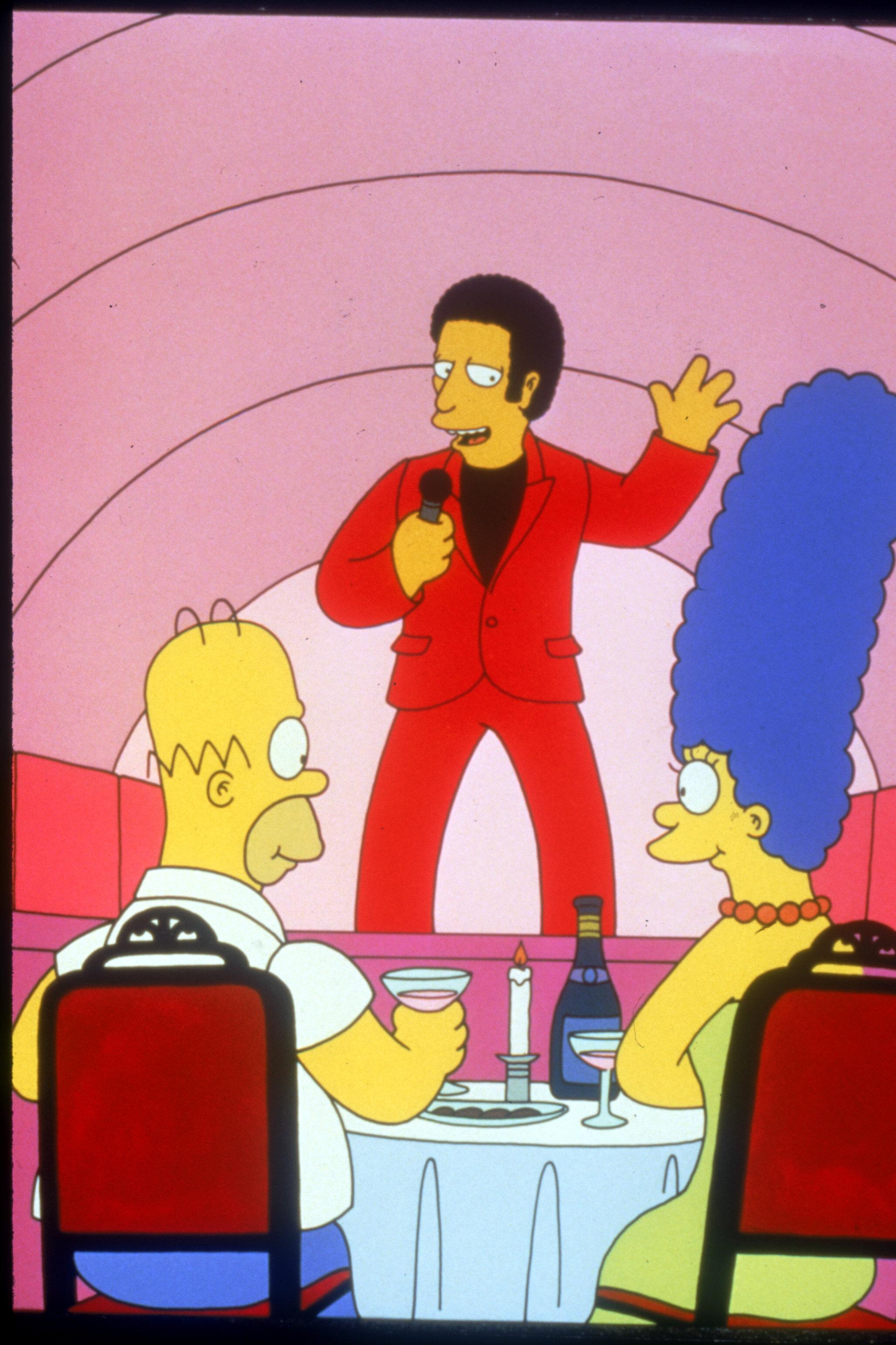 Les Simpson - La phobie d'Homer