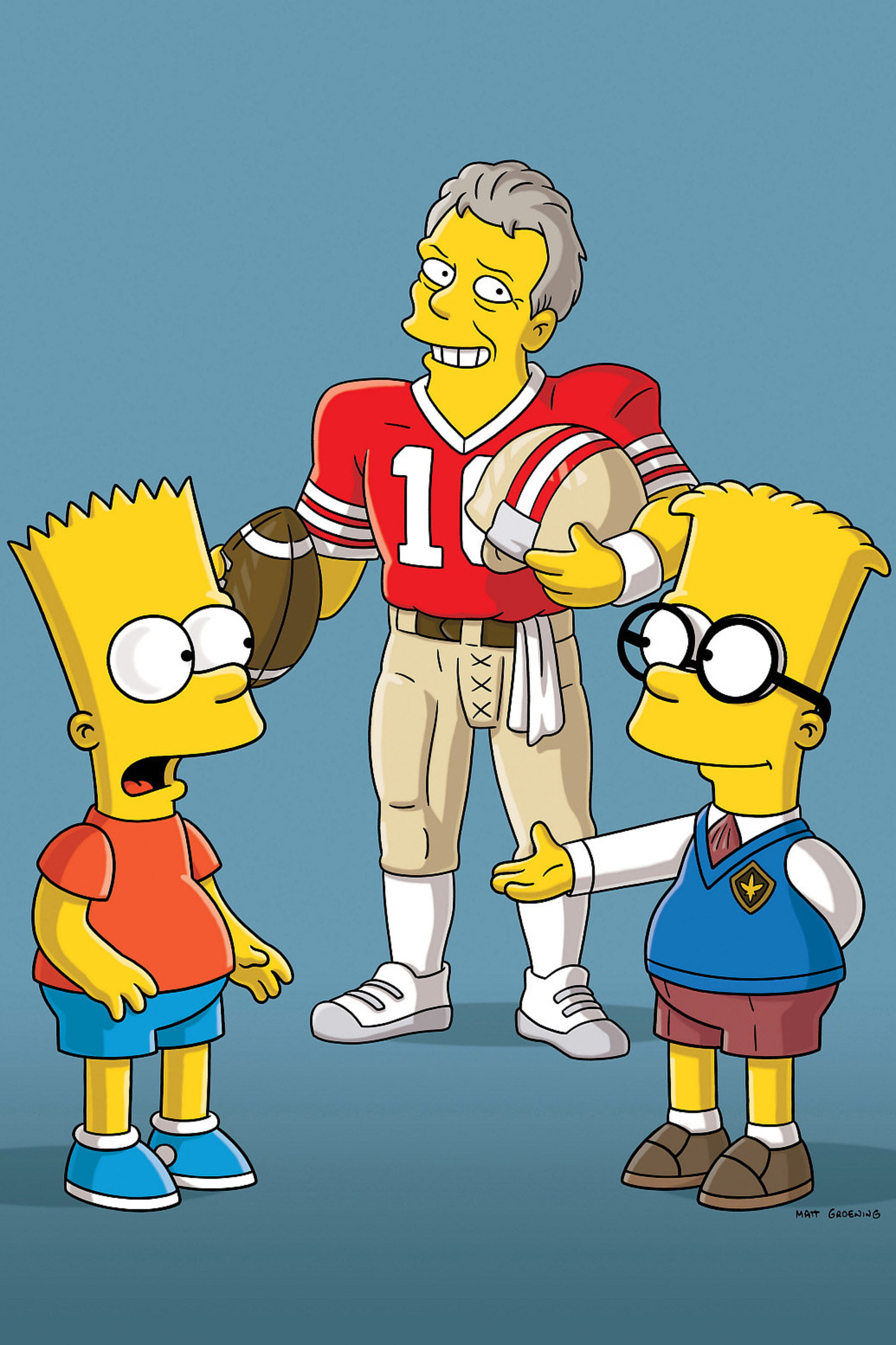 Les Simpson - Fiston perdu