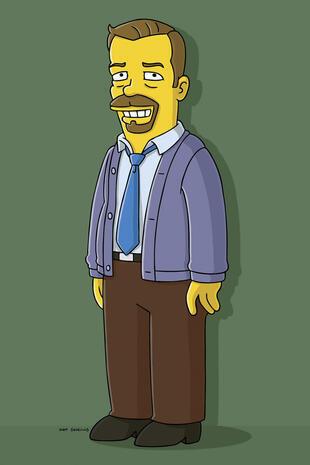 Les Simpson - Échange d'épouses