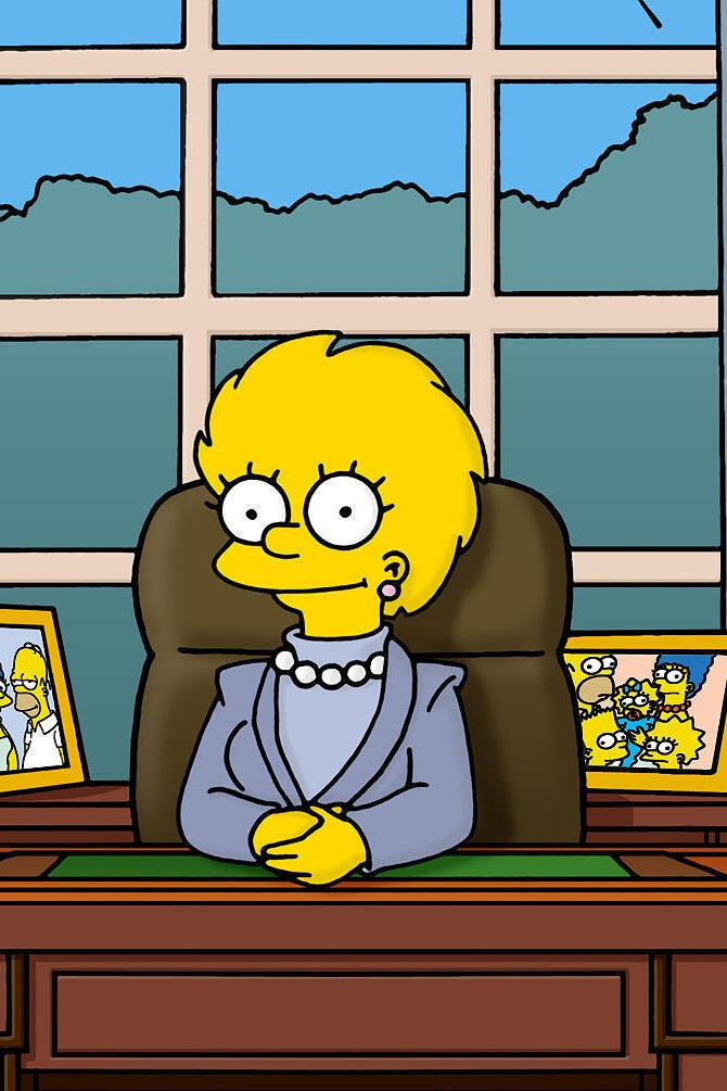 Les Simpson - T'oh Canada