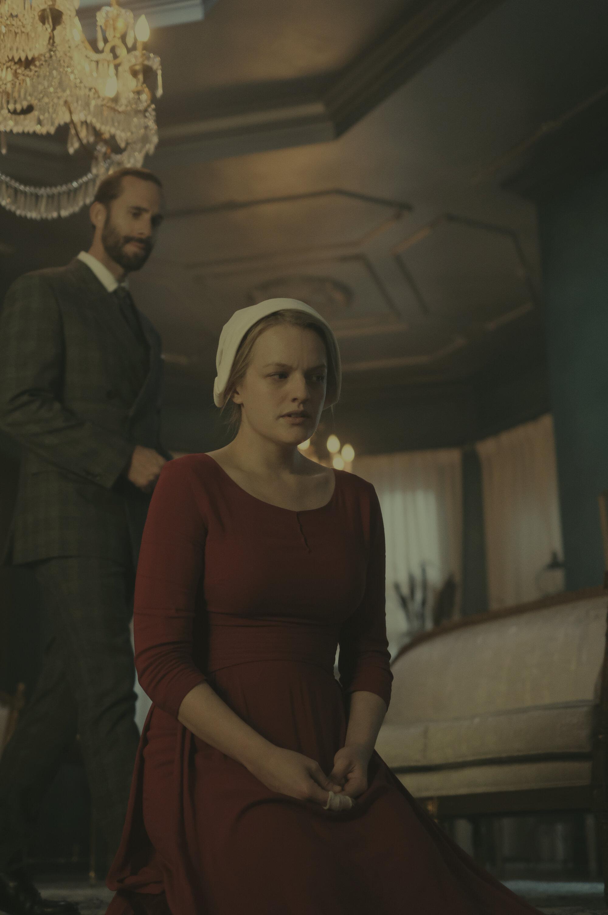 The Handmaid's Tale : La servante écarlate - Nolite te bastardes carborundorum