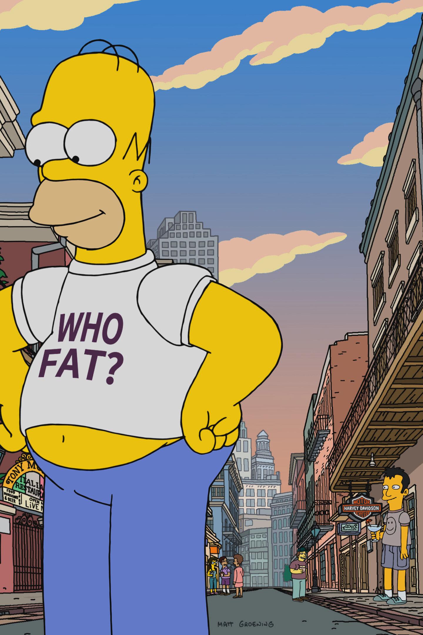 Les Simpson - Lisa a le blues
