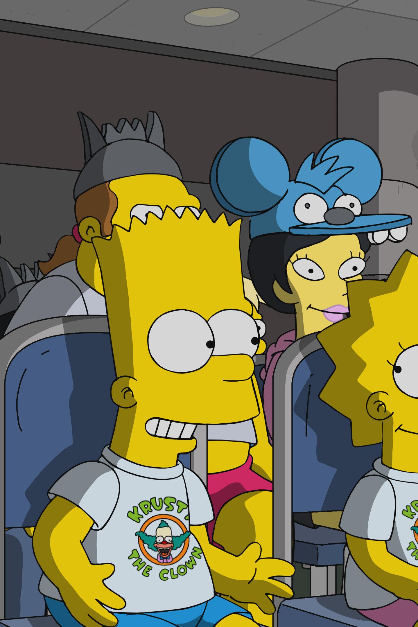 Les Simpson - Bart contre Itchy et Scratchy