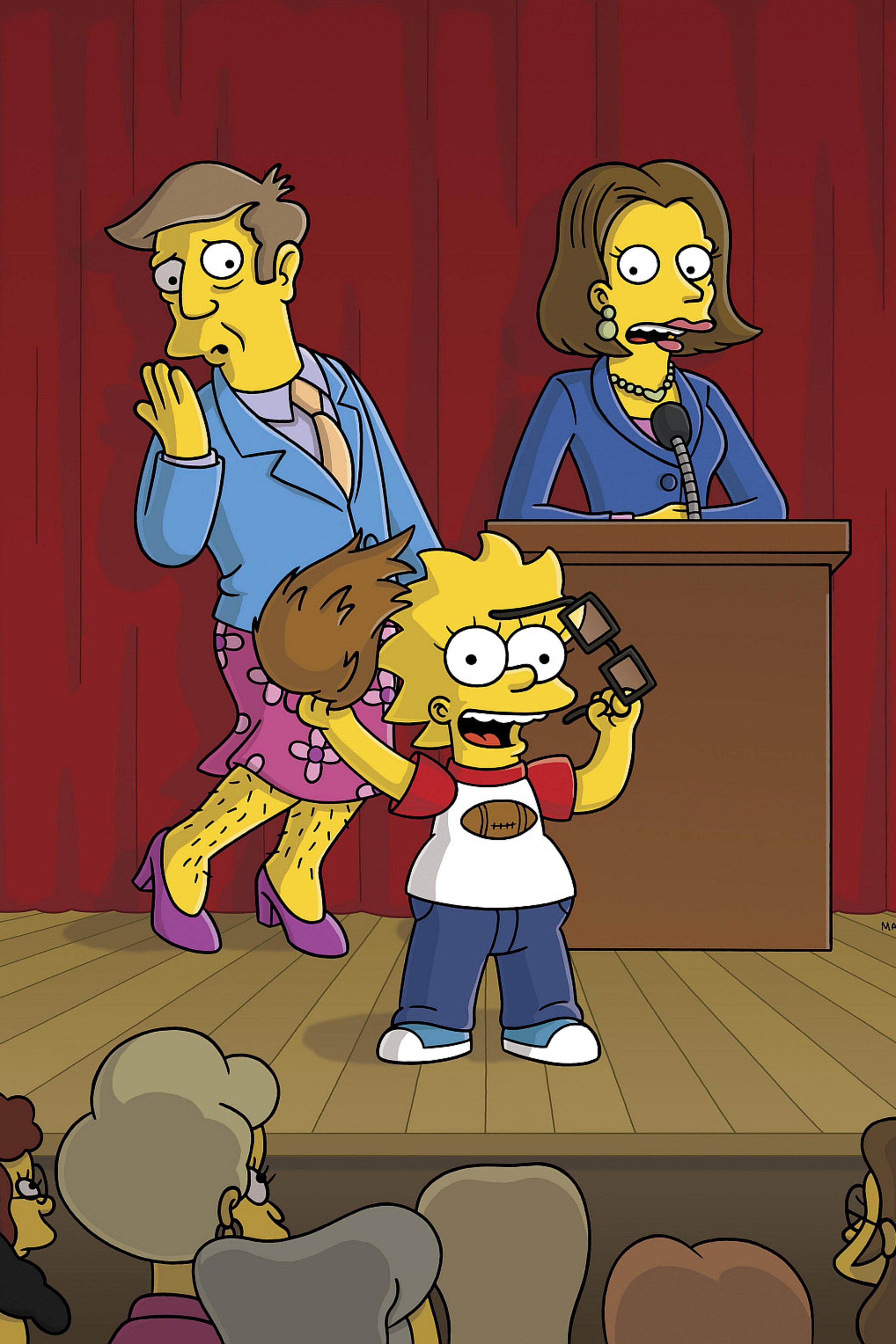 Les Simpson - Homer, le baron de la bière