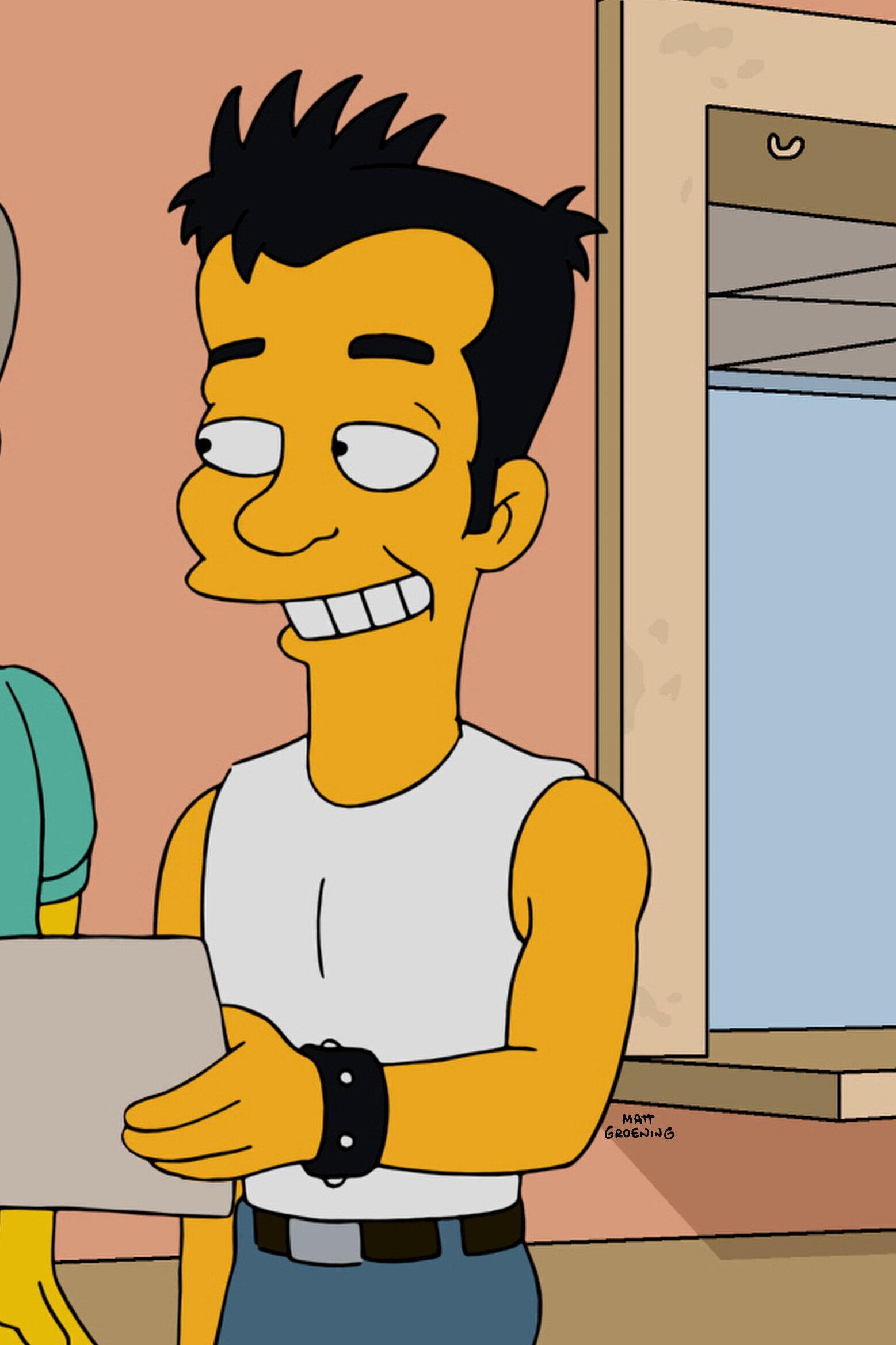 Les Simpson - La cage au fol
