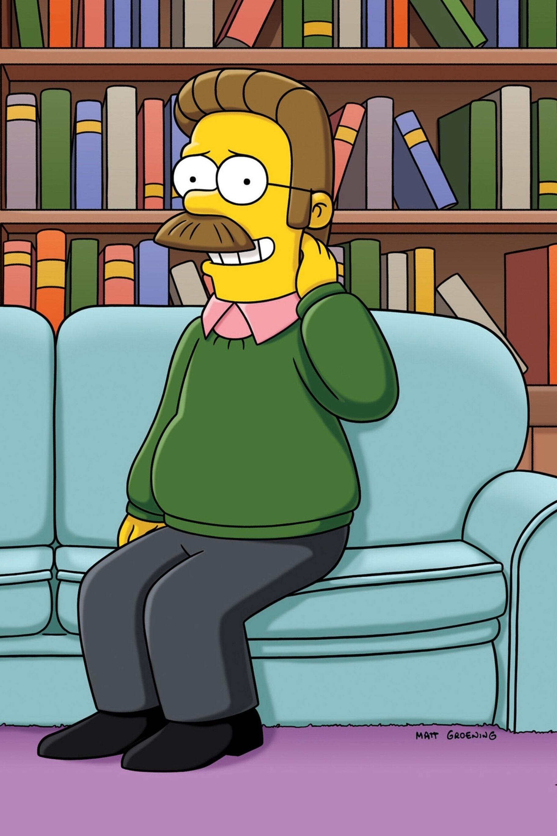 Les Simpson - Diablesses chez Ned.com