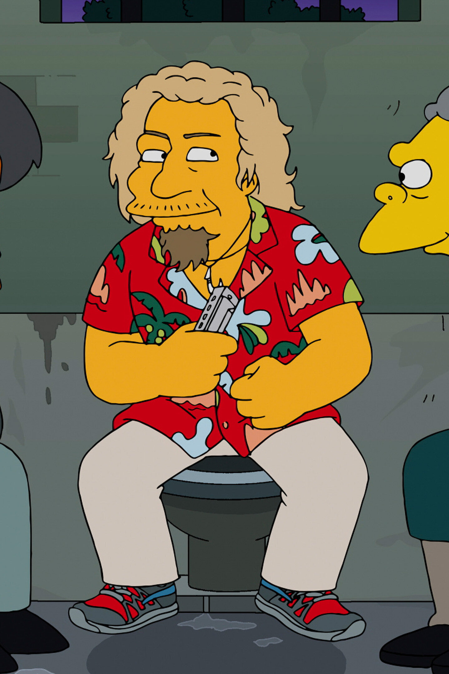 Les Simpson - Covercraft
