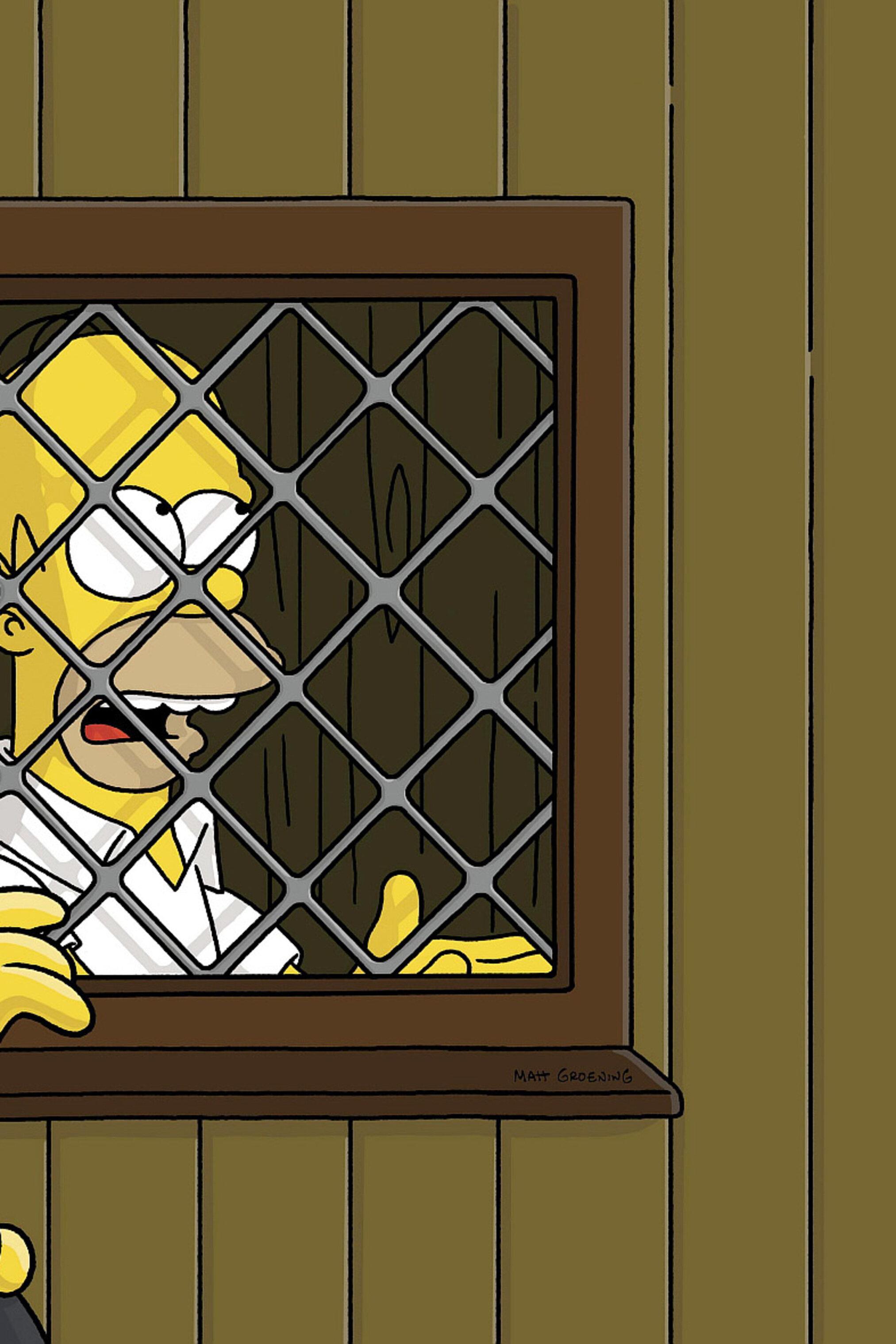 Les Simpson - Le père, le fils et le Saint d'Esprit