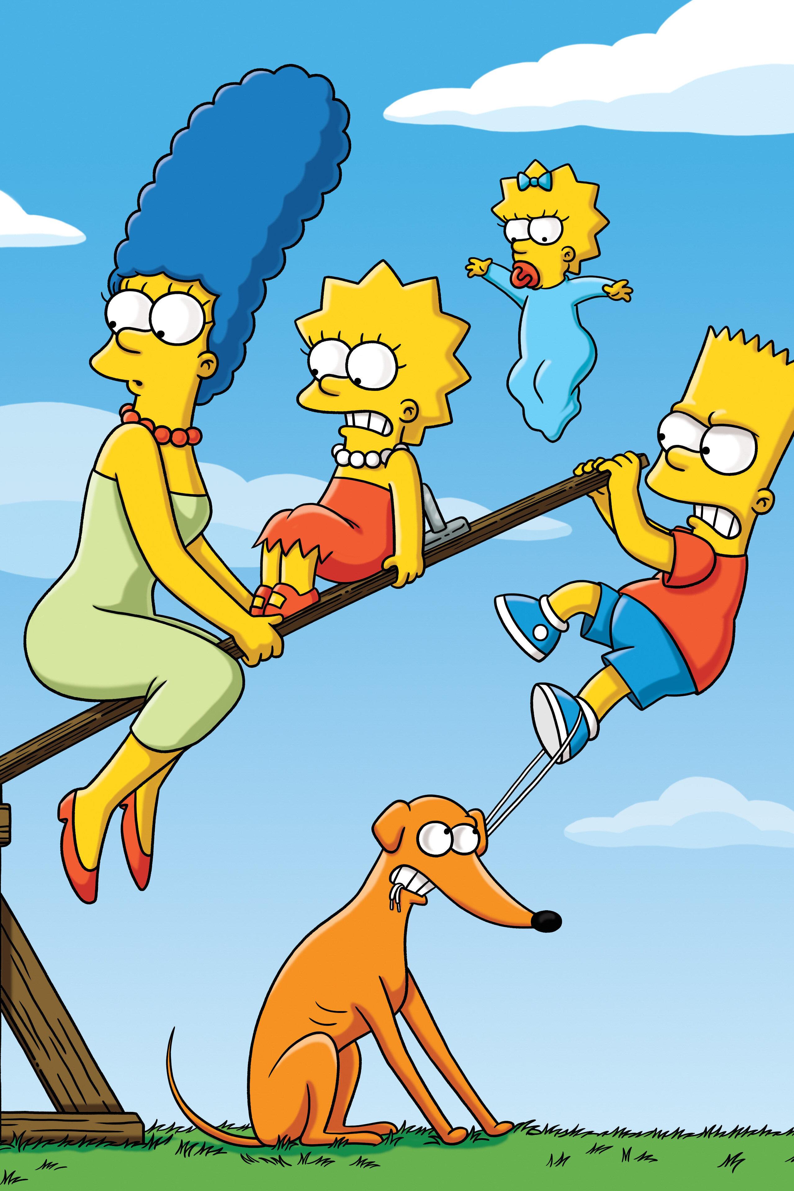 Les Simpson - Tous les huit ans