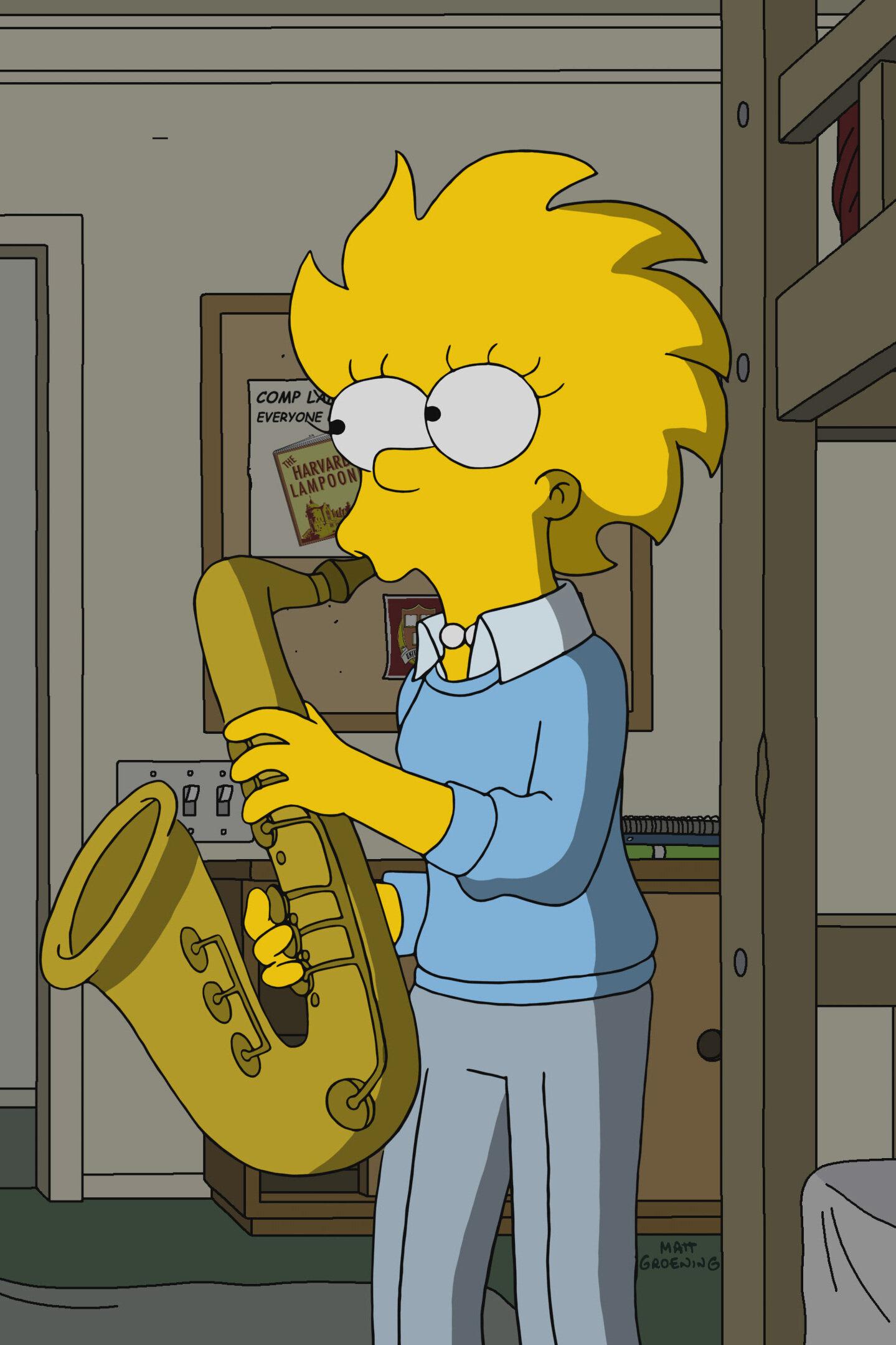 Les Simpson - Chantons sur la piste