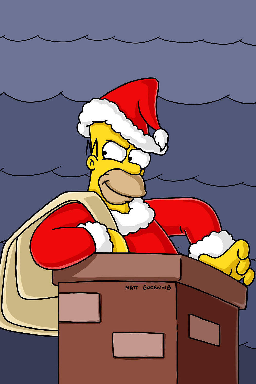 Les Simpson - Une mamie hors la loi