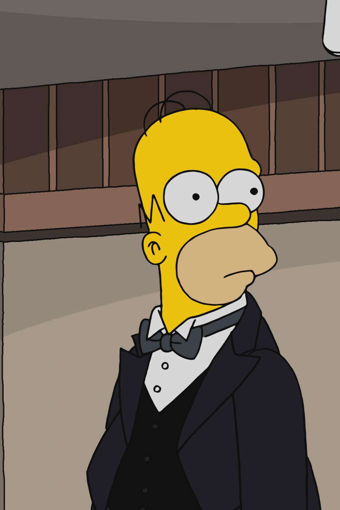 Les Simpson - Homer est là où n'est pas l'art