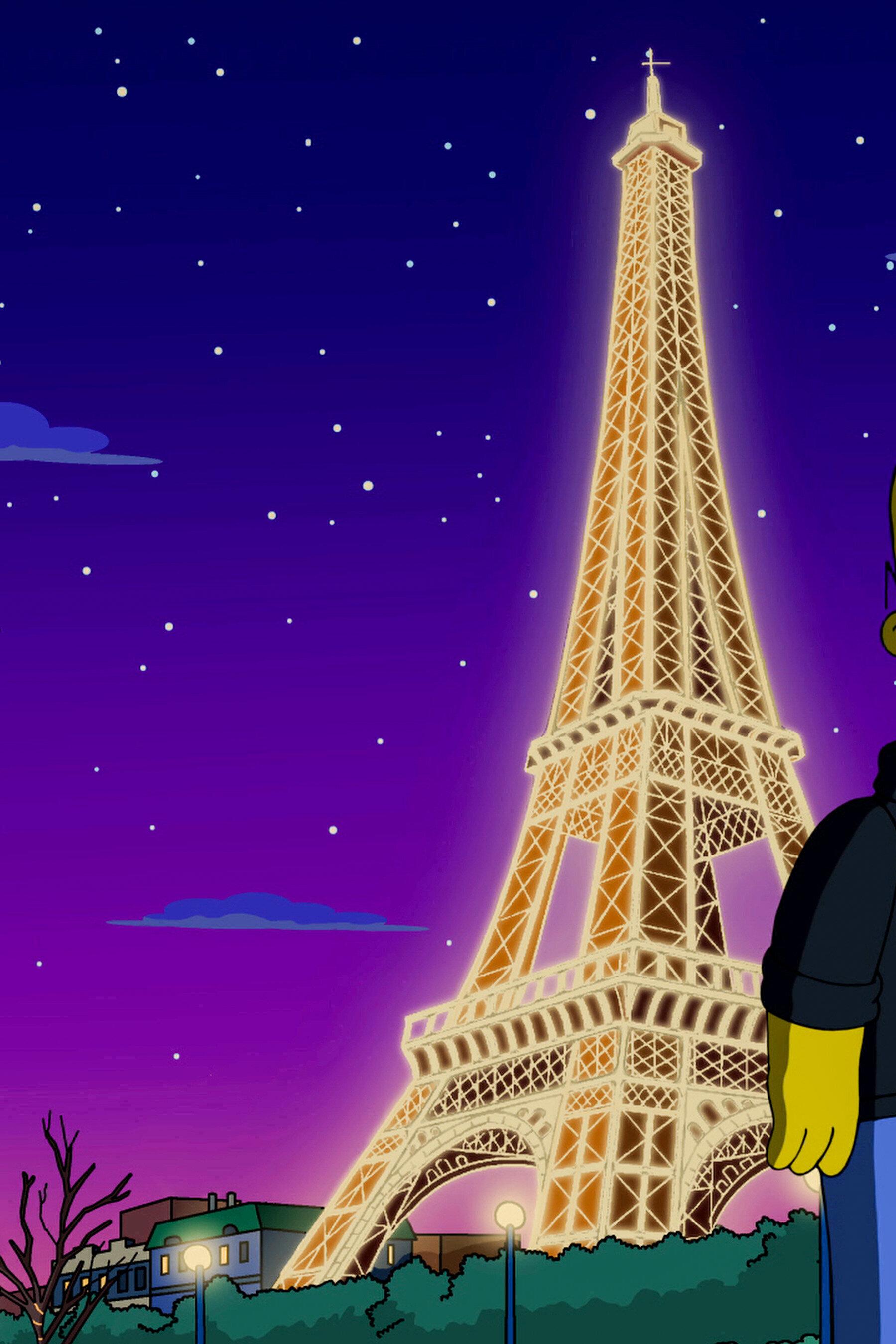 Les Simpson - Simprovisé