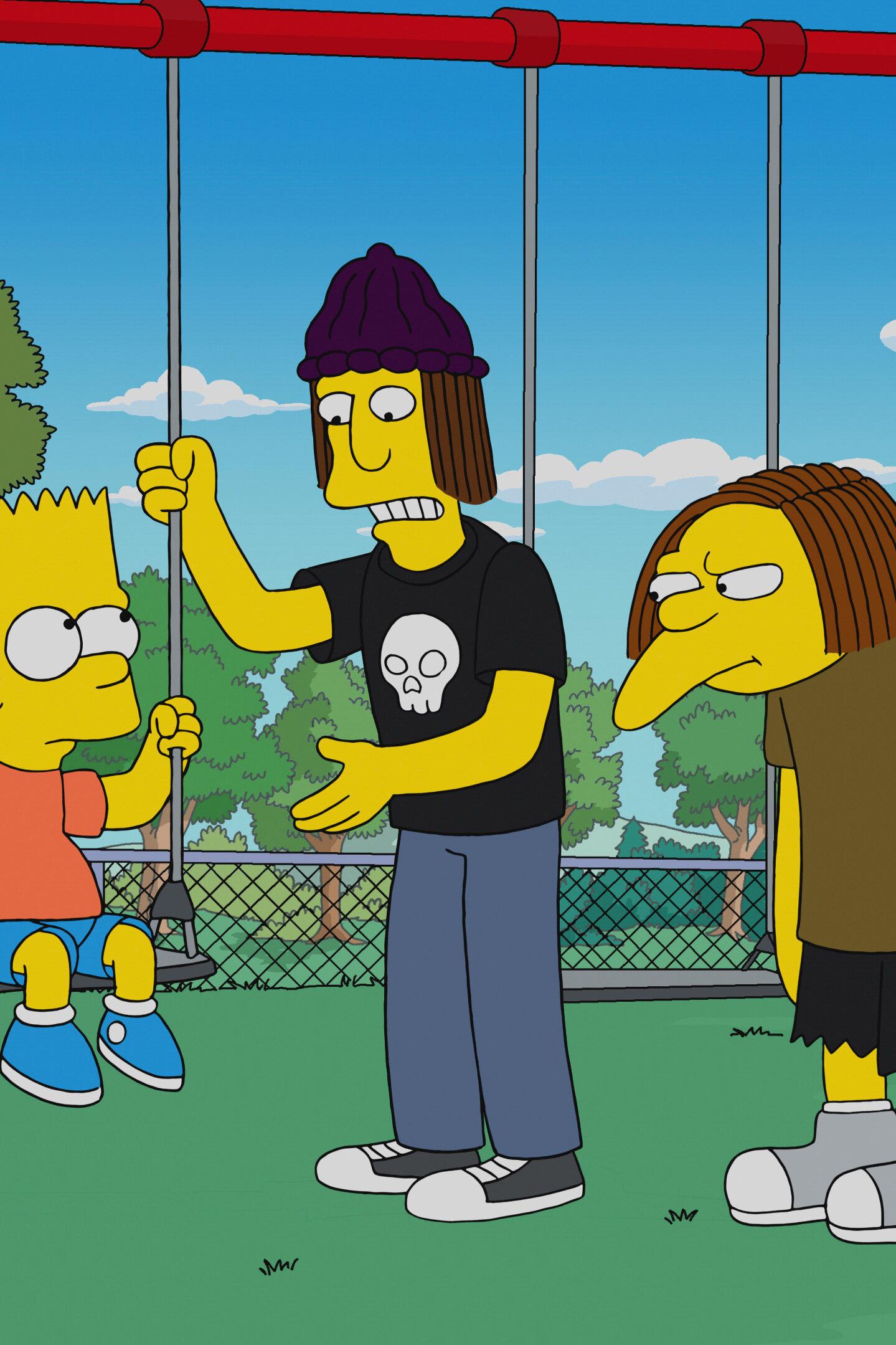 Les Simpson - Bart n'est pas mort