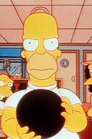 Les Simpson - Une partie Homérique