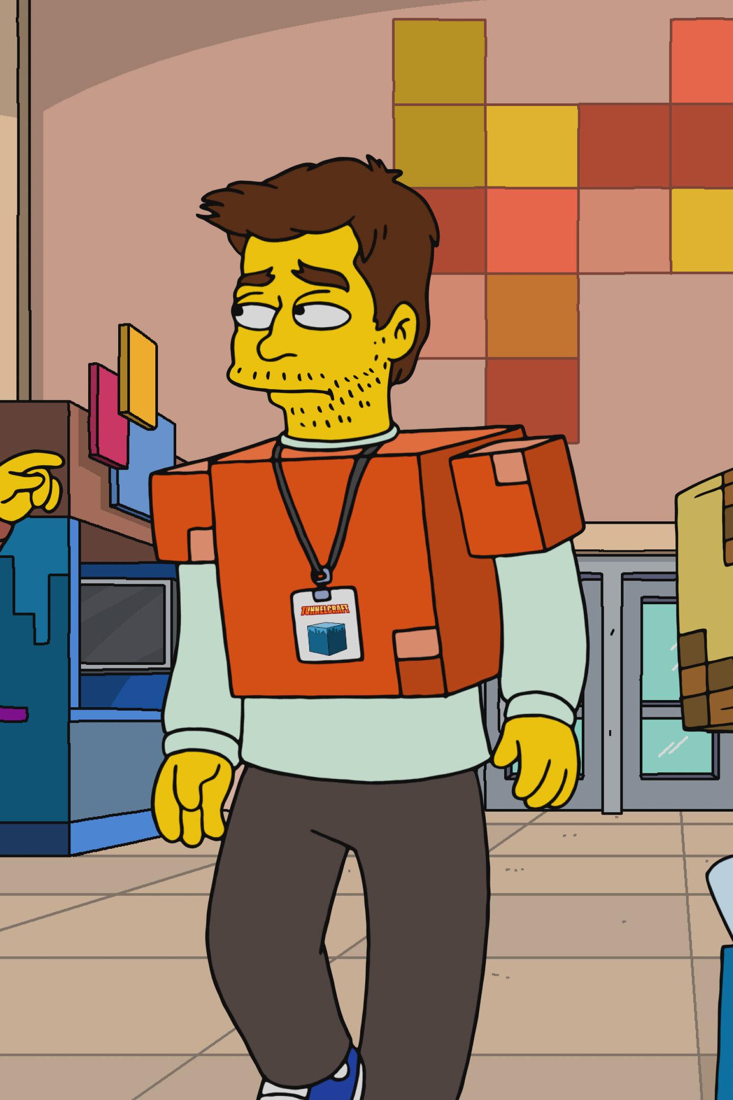 Les Simpson - Une bonne lecture ne reste pas impunie
