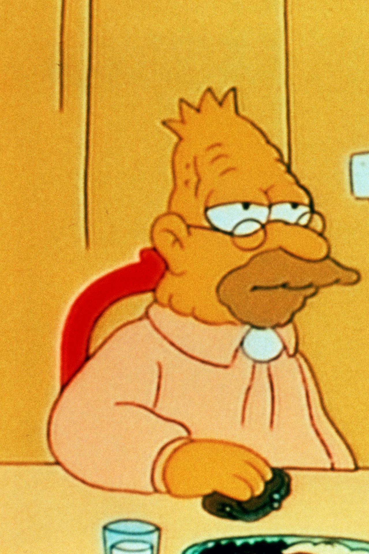 Les Simpson - Homer le grand