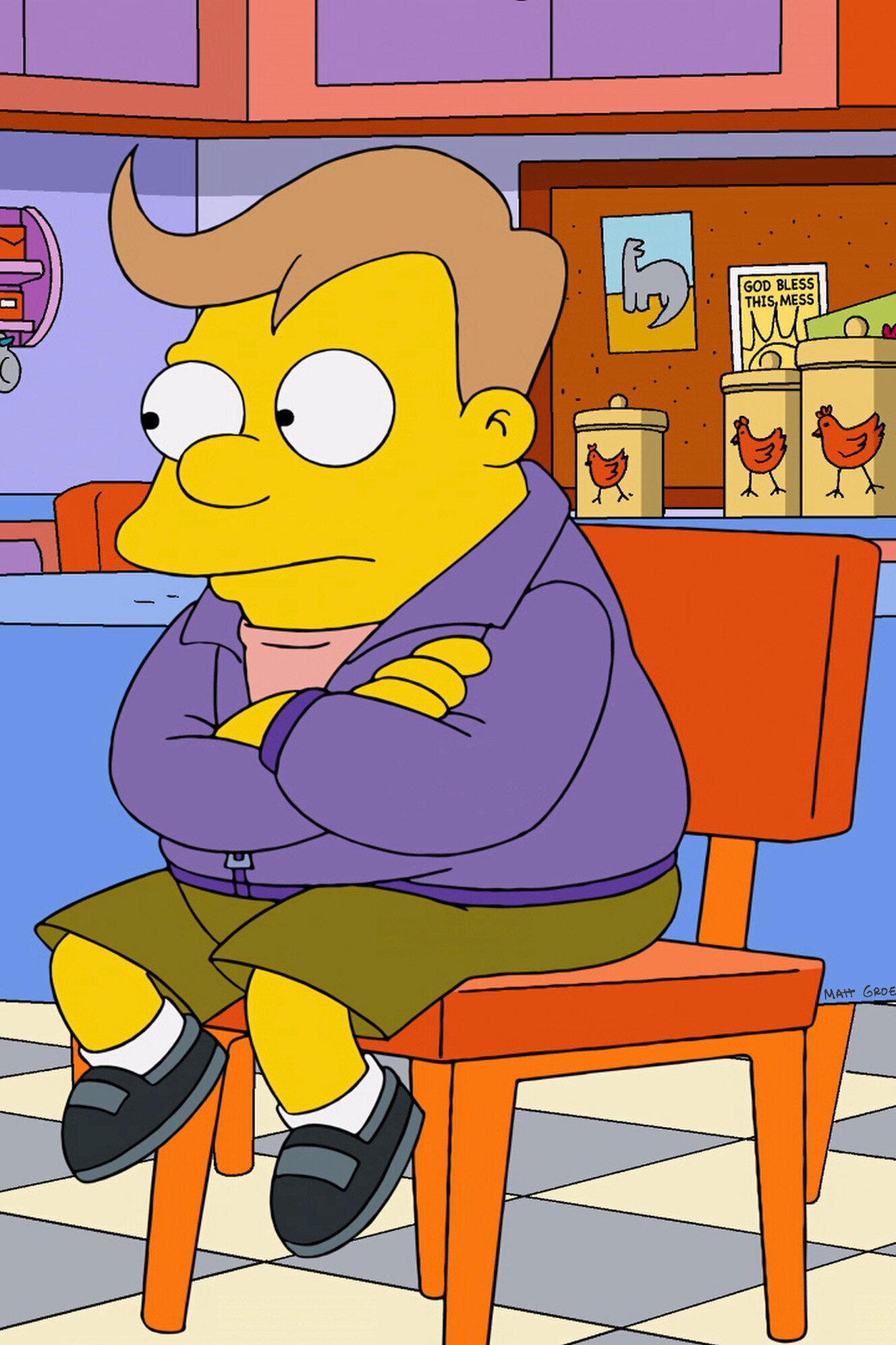 Les Simpson - Luca$