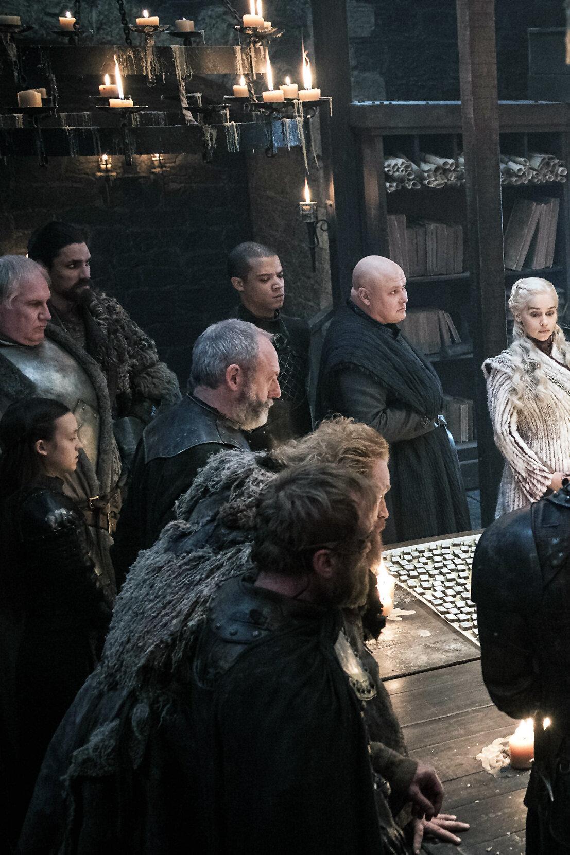 Game of Thrones - Un chevalier des Sept couronnes