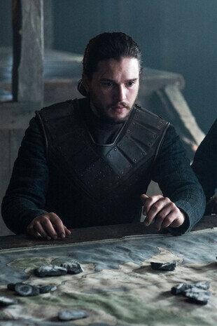 Game of Thrones - La porte