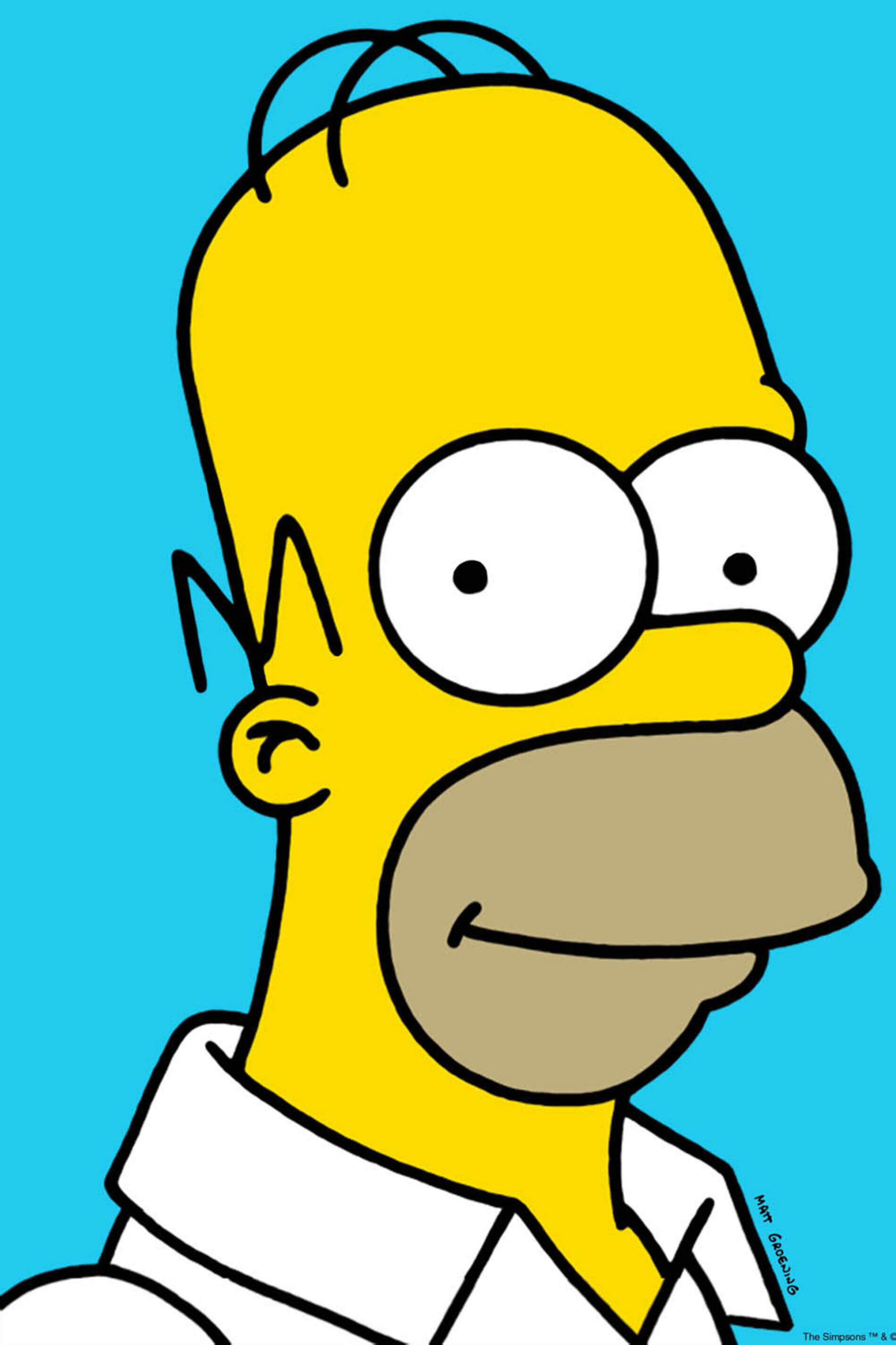 Les Simpson - Le mal de mère