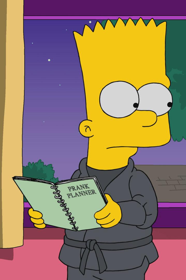 Les Simpson - Grand-père, tu m'entends ?