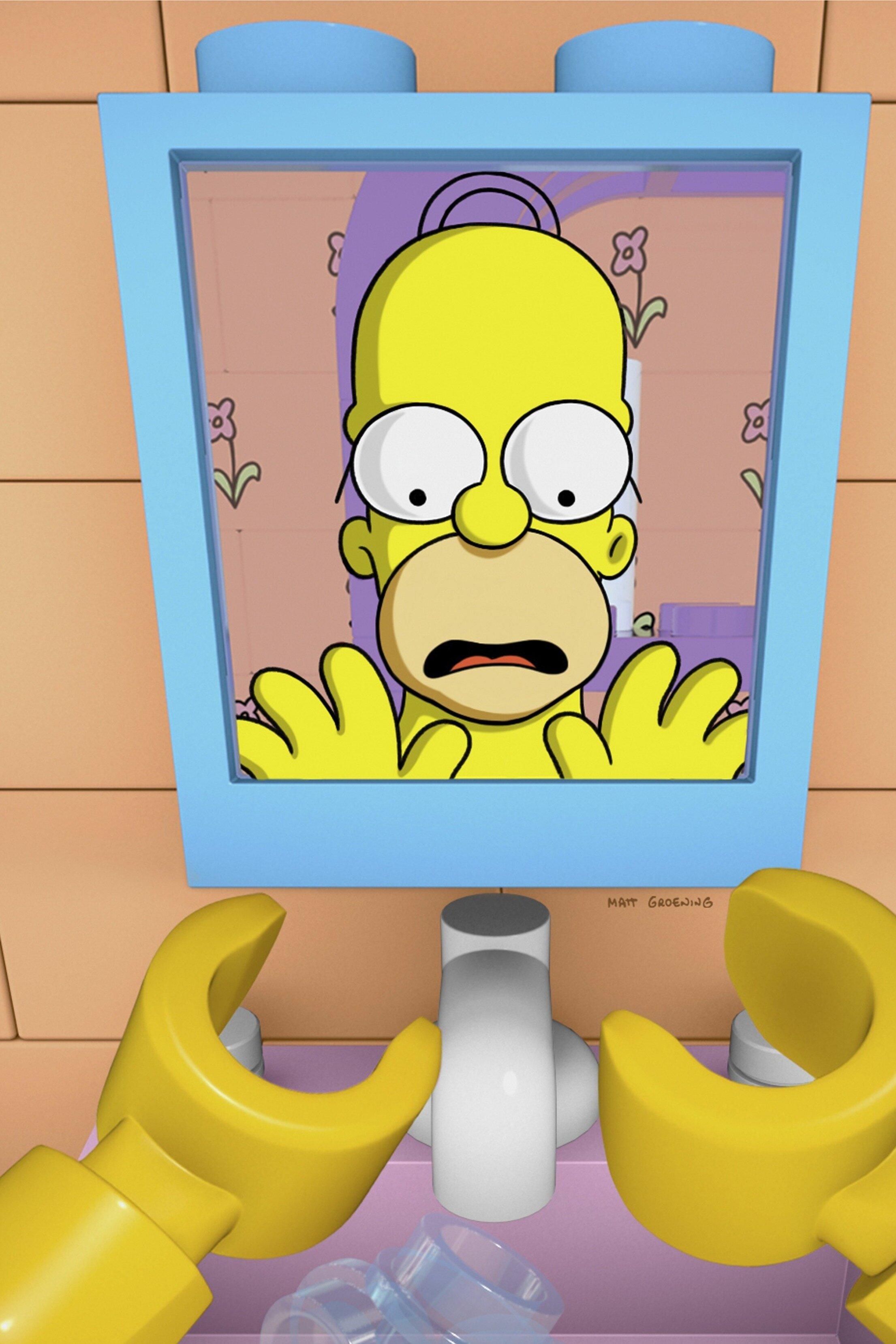 Les Simpson - Embrique-moi