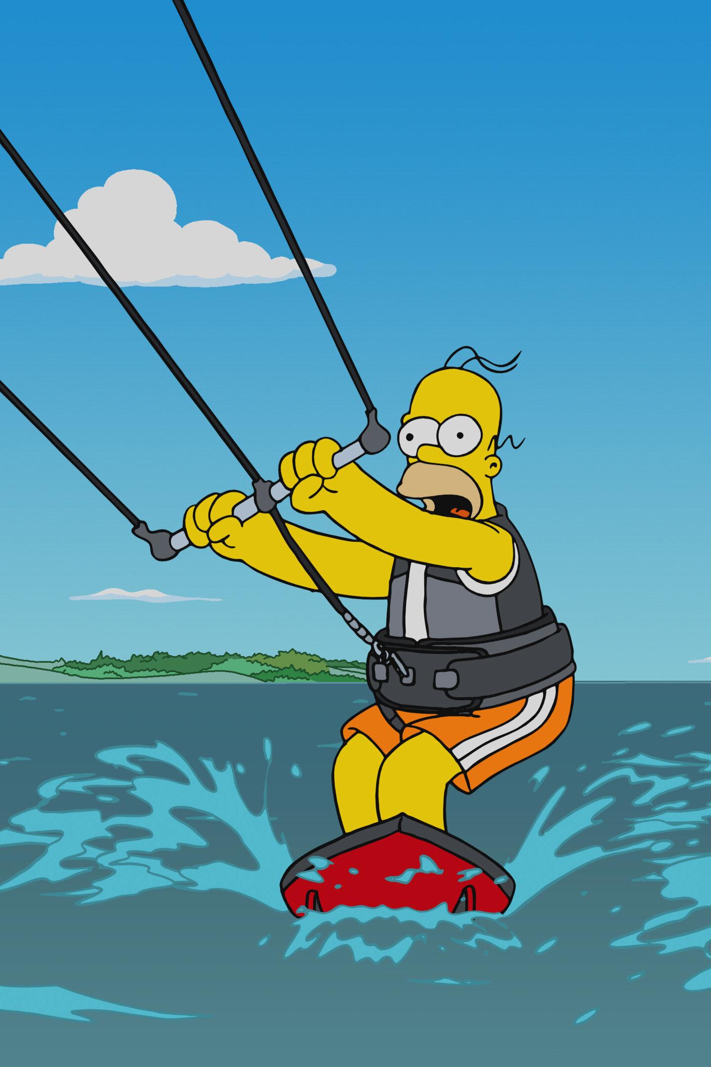 Les Simpson - Je te veux (Elle est si lourde)