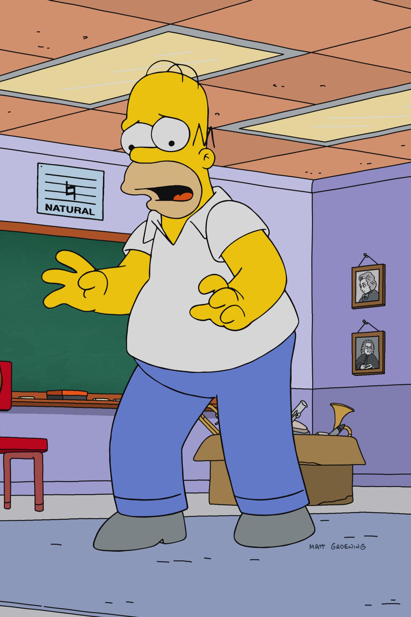 Les Simpson - Punaise !