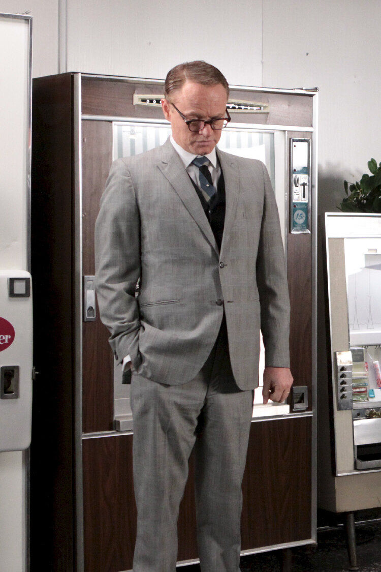 Mad Men - Guy Walks Into an Advertising Agency