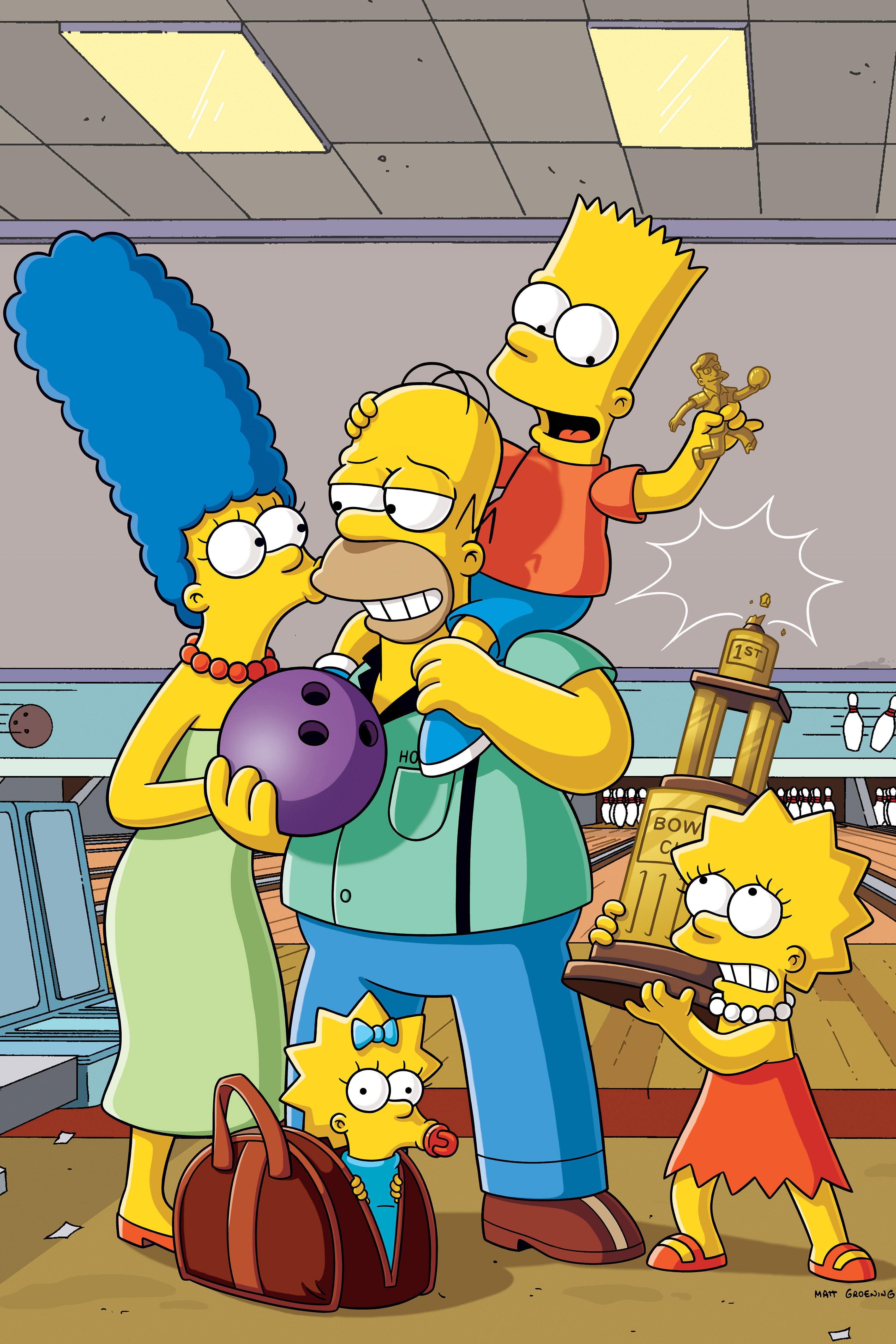 Les Simpson - Saison 29