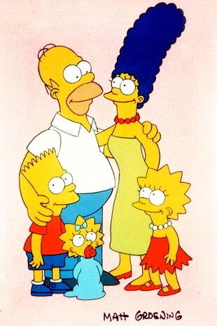 Les Simpson - Saison 1