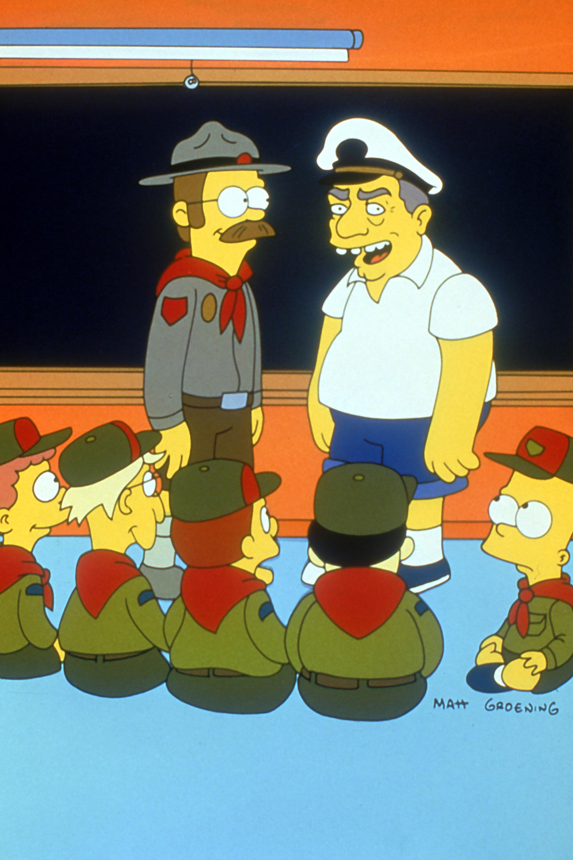 Les Simpson - Saison 5